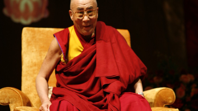 An Audience with HH The Dalai Lama